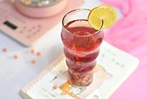 去斑补血-千日红石榴茶的做法