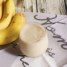 减脂健身餐系列-香蕉牛奶冰淇淋