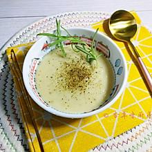 洋葱玉米浓汤-快手美味