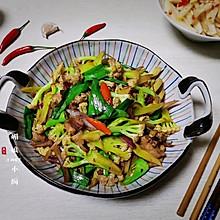 #餐桌上的春日限定#干锅花菜