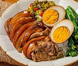隆江 猪脚饭   软糯入味的做法