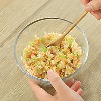 时蔬米饭小方的做法图解5