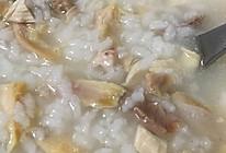 咸香鸡丝粥的做法