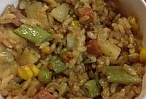 蔬菜什锦焖饭的做法
