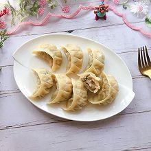 #肉食者联盟#猪肉莲藕饺子