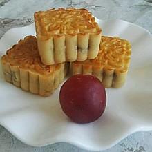 广式五仁月饼#手工月饼#