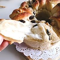 香浓炼乳手撕面包#蒸派or烤派#的做法图解18