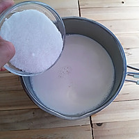 #公主系列# 姜汁撞奶 - 驱寒暖胃的甜品的做法图解5