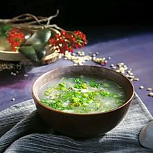 春江山药粥(咸鲜口,无需盐以外调味料)