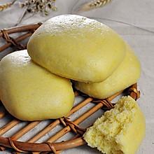粗粮也美味-香甜玉米馒头