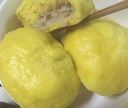 猪肉粉丝南瓜包的做法