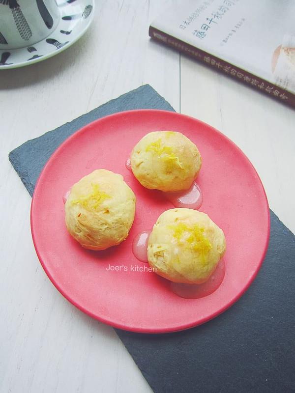 柠檬司康饼
