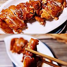 酱香烤鸡腿肉(烤箱版)烤鸡肉