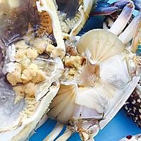 香辣酱炒螃蟹(超详细步骤)的做法图解4