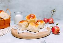 牛奶蜂蜜小面包的做法