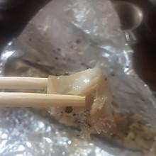黑椒锡纸烤鳕鱼