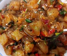 #餐桌上的春日限定#李厨娘韭菜炒凉粉的做法