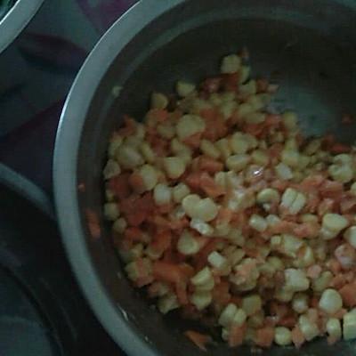 广东省年夜饭必备玉米猪肉馅饺子的做法 步骤6