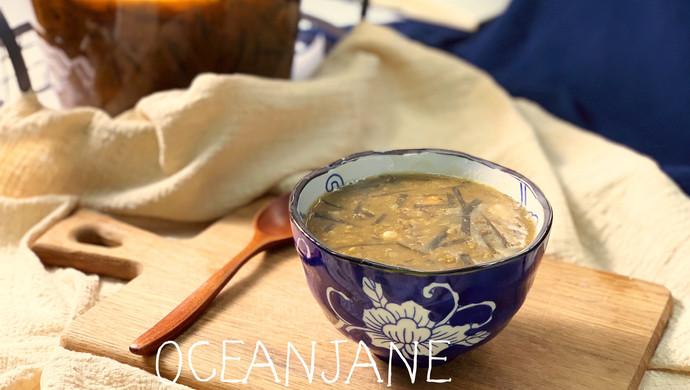 【傳統】海带绿豆沙