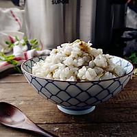 槐花饭#8分钟搞定你的菜#的做法图解4