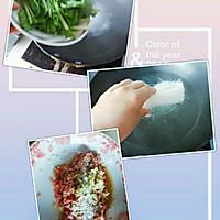小白菜肉丸粉丝汤的做法图解2