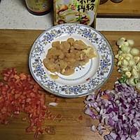 大喜大牛肉粉试用之【鸡肉烩饭】的做法图解3