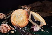 法式芝麻月饼#有颜值的实力派#的做法