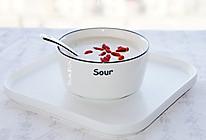 花生嫩玉米浆#快手又营养,我家的冬日必备菜品#的做法