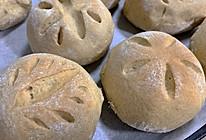 黑全麦面包的做法