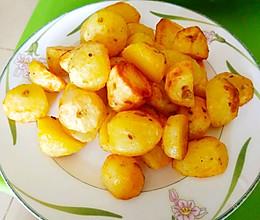 空气炸锅烤小土豆的做法