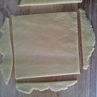 奶香方块饼干的做法图解7