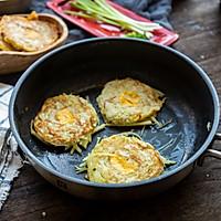土豆丝煎蛋的做法图解8