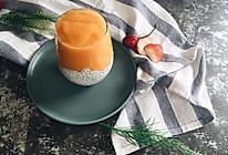 芒果奇亚籽汁的做法