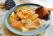 #我们约饭吧#超鲜豆腐白菜汤的做法