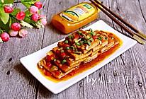 剁椒脆皮豆腐#太太乐鲜鸡汁中式#的做法