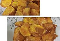 儿时的回忆—香脆地瓜片的做法