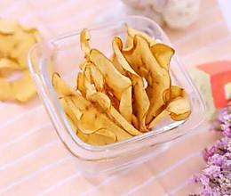 苹果脆片 宝宝辅食食谱的做法