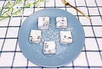 #晒出你的团圆大餐# 椰蓉山药红豆糕的做法