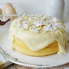 芝士奶盖爆浆蛋糕