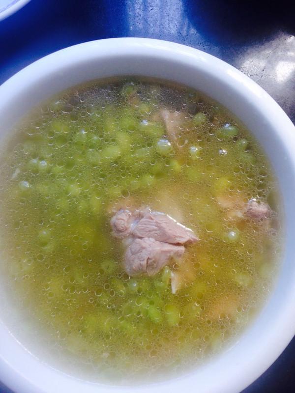 懒人菜谱--小排汤的做法