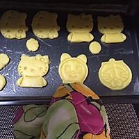 黄油卡通饼干的做法图解10