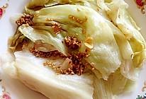 白灼生菜的做法
