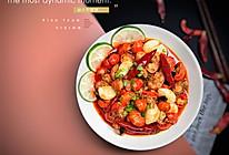 秘制口味虾--青柠香辣虾尾的做法