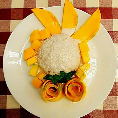 泰式芒果糯米饭
