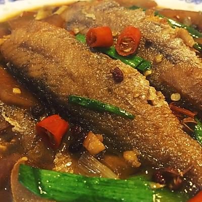 泡椒黄鱼『莎莎私房菜』