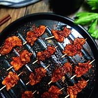 烤爸爸~春节餐前小零食~绵羊音的牙签羊肉 #九州筵席#的做法图解15