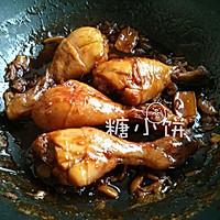 【香蒜蜜汁烧鸡腿】的做法图解7