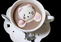 猫咪+猫爪棉花糖的做法