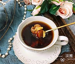 #一道菜表白豆果美食#养颜补气血---红枣桂圆生姜红糖水的做法