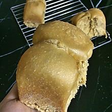 红薯肉松包#东菱魔法云面包机#